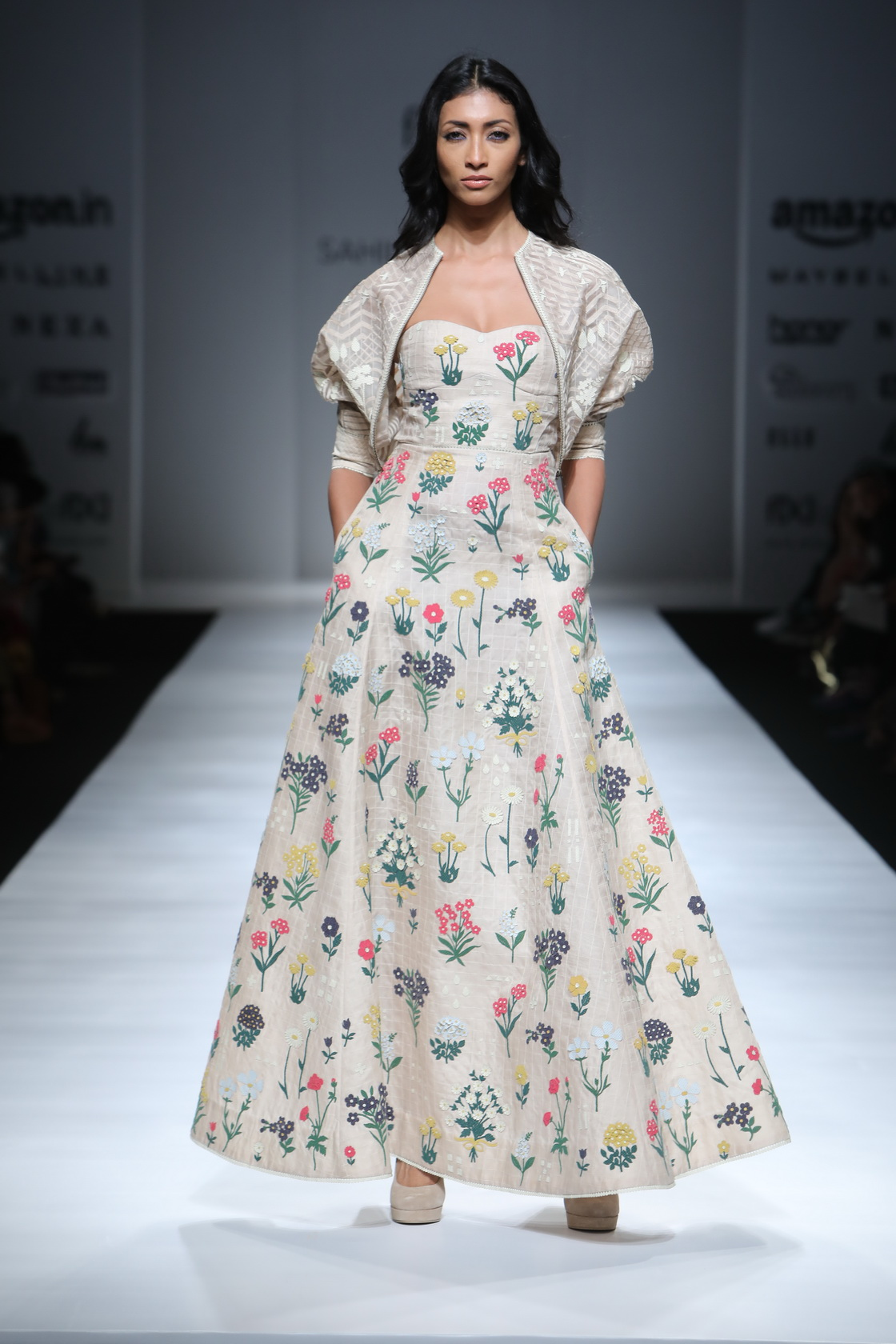 Sahil Kochhar - Amazon India Fashion Week AW17