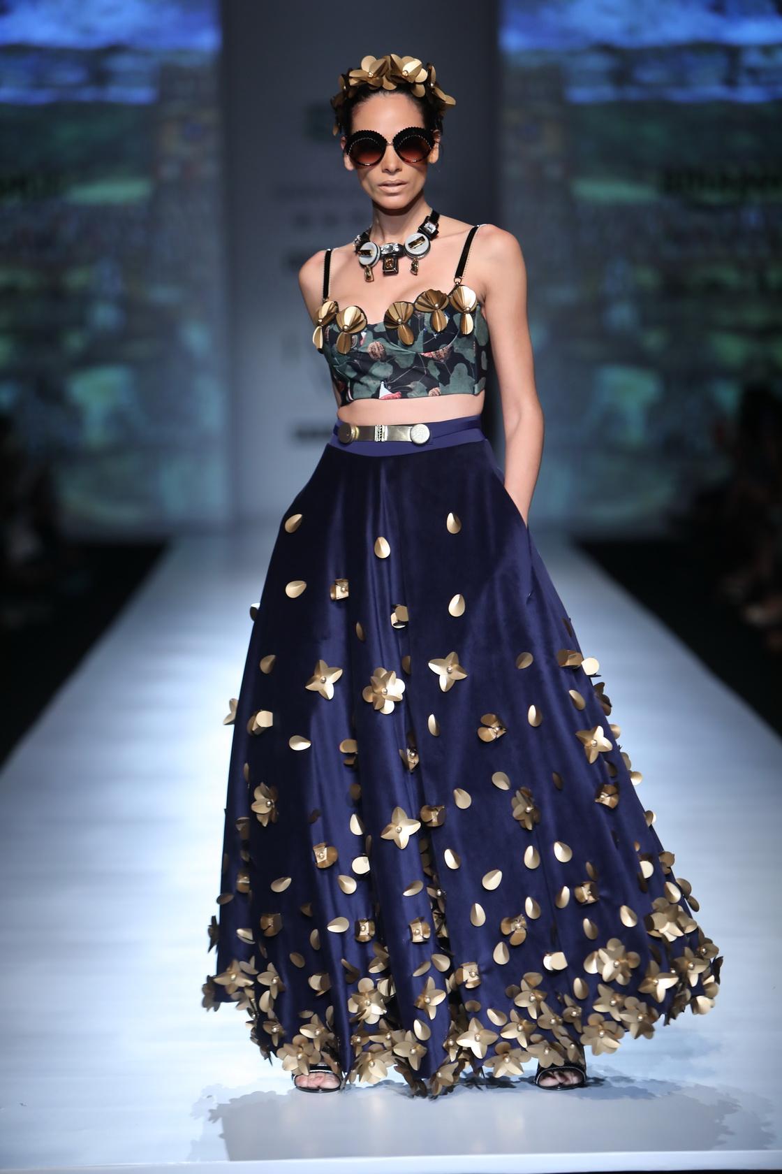 Shivan & Narresh - Amazon India Fashion Week AW17