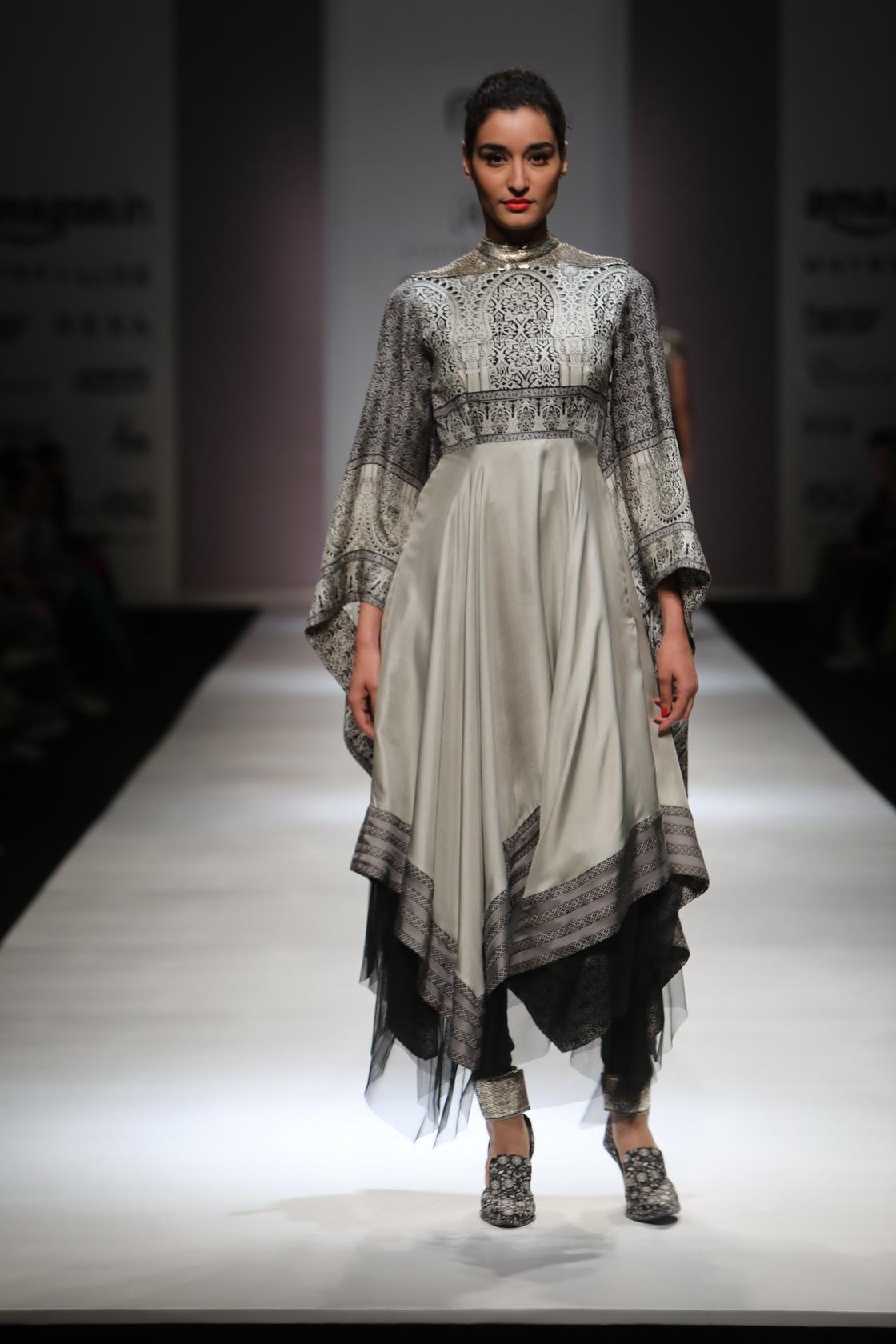 Ashima Leena - Amazon India Fashion Week AW17