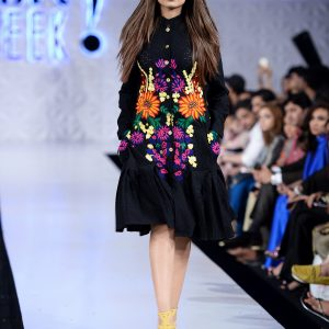 Ali Xeeshan - PFDC Sunsilk Fashion Week 2017, Photography: Faisal Farooqui and his team at Dragonfly