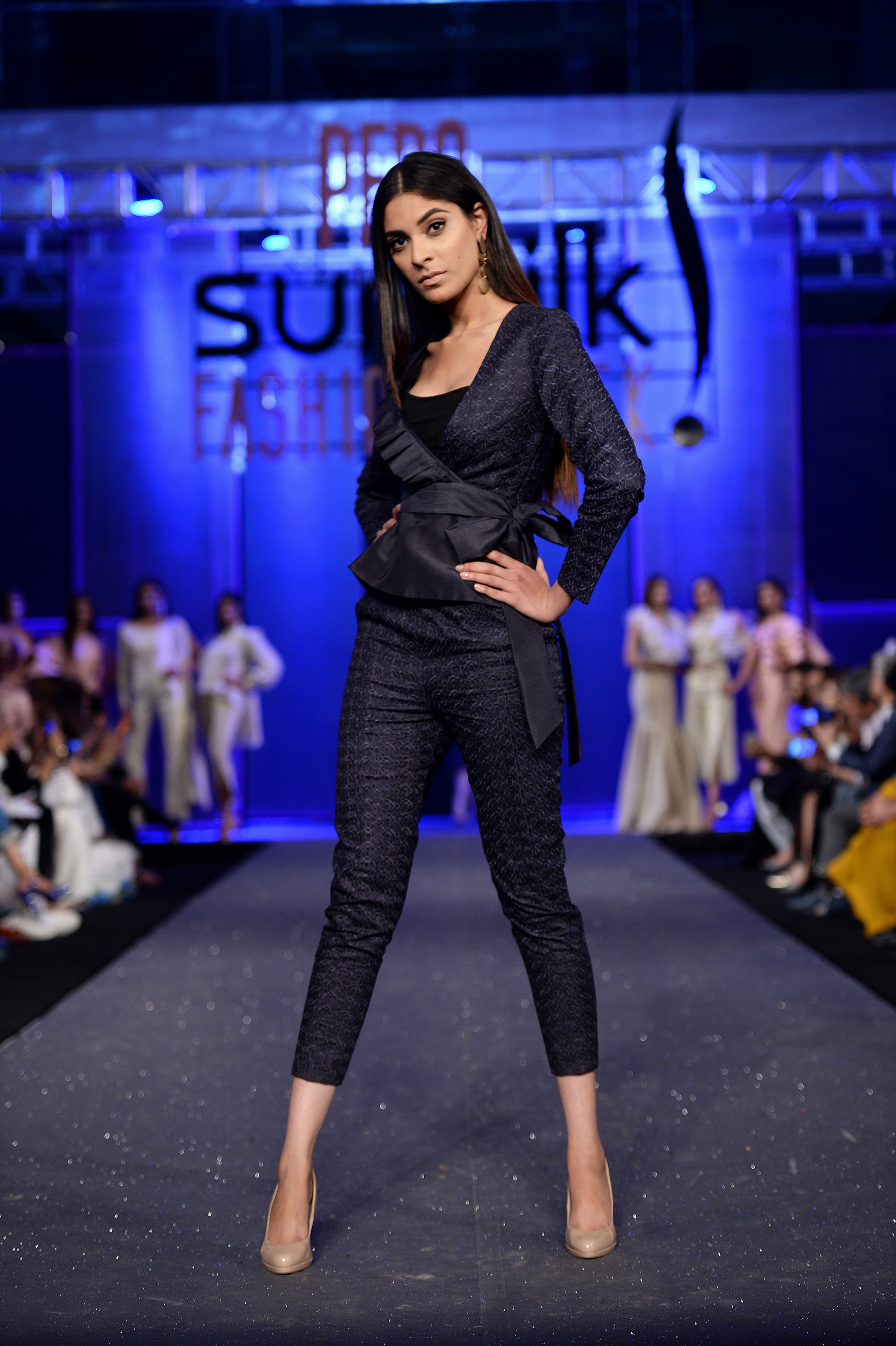 Asifa & Nabeel - PFDC Sunsilk Fashion Week 2017, Photography: Faisal Farooqui and his team at Dragonfly