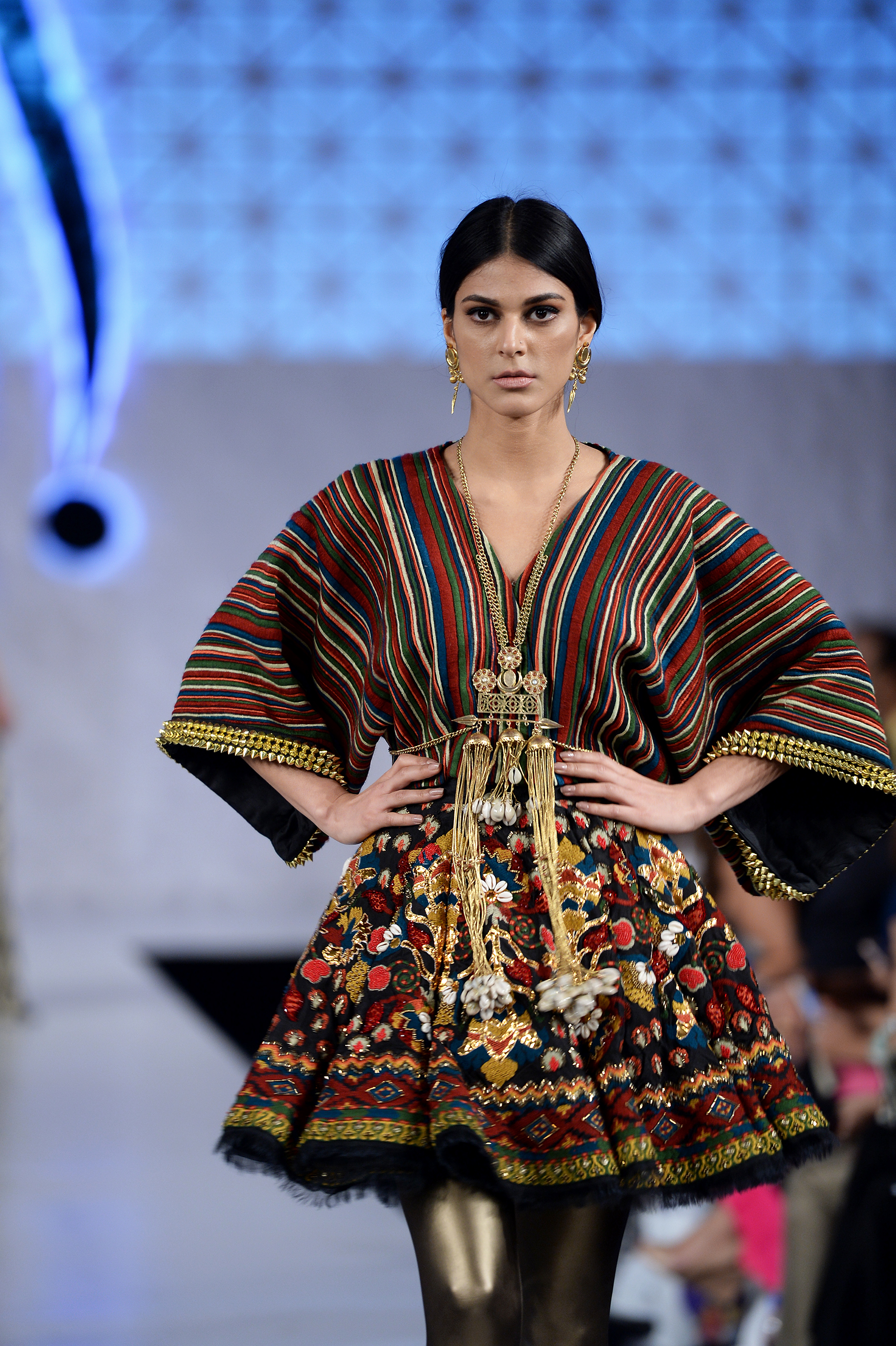 Khadi Khaas - PFDC Sunsilk Fashion Week 2017, Photography: Faisal Farooqui and his team at Dragonfly