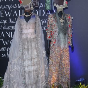 Anamika Khanna Luxury 2017 Happily Ever After Installations @ FDCI India Couture Week 2017
