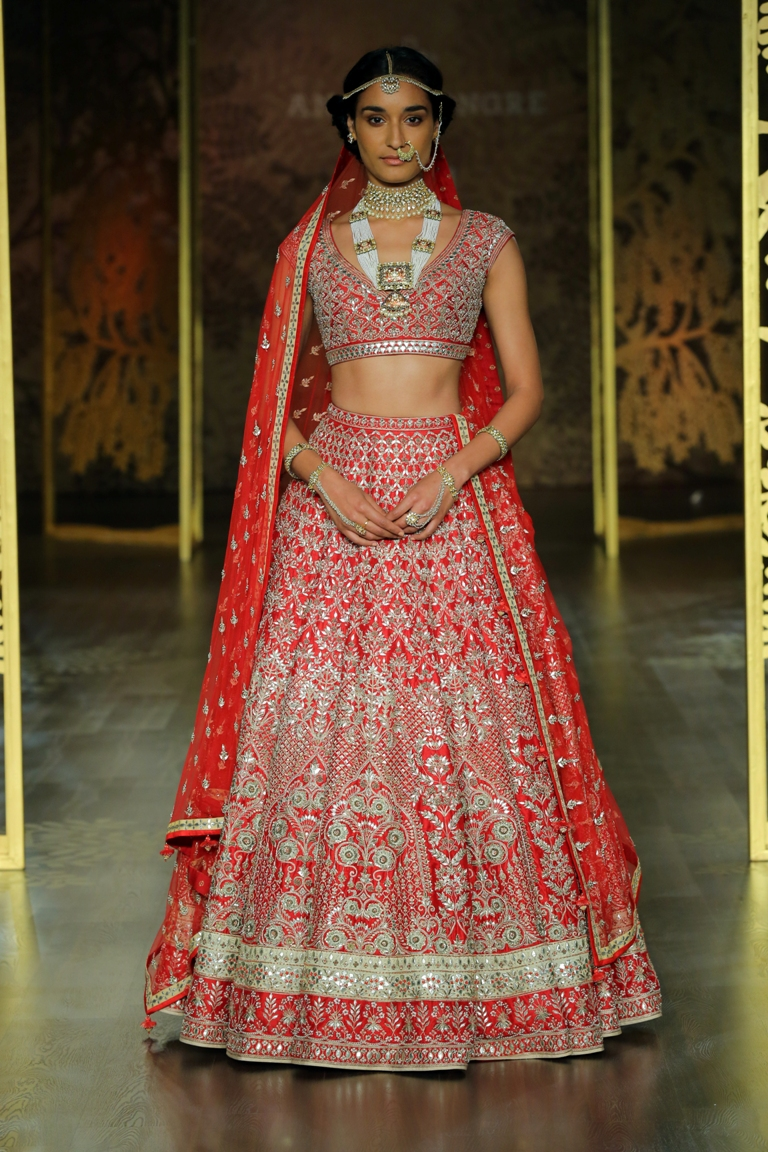 Anita Dongre at FDCI India Couture Week 2017