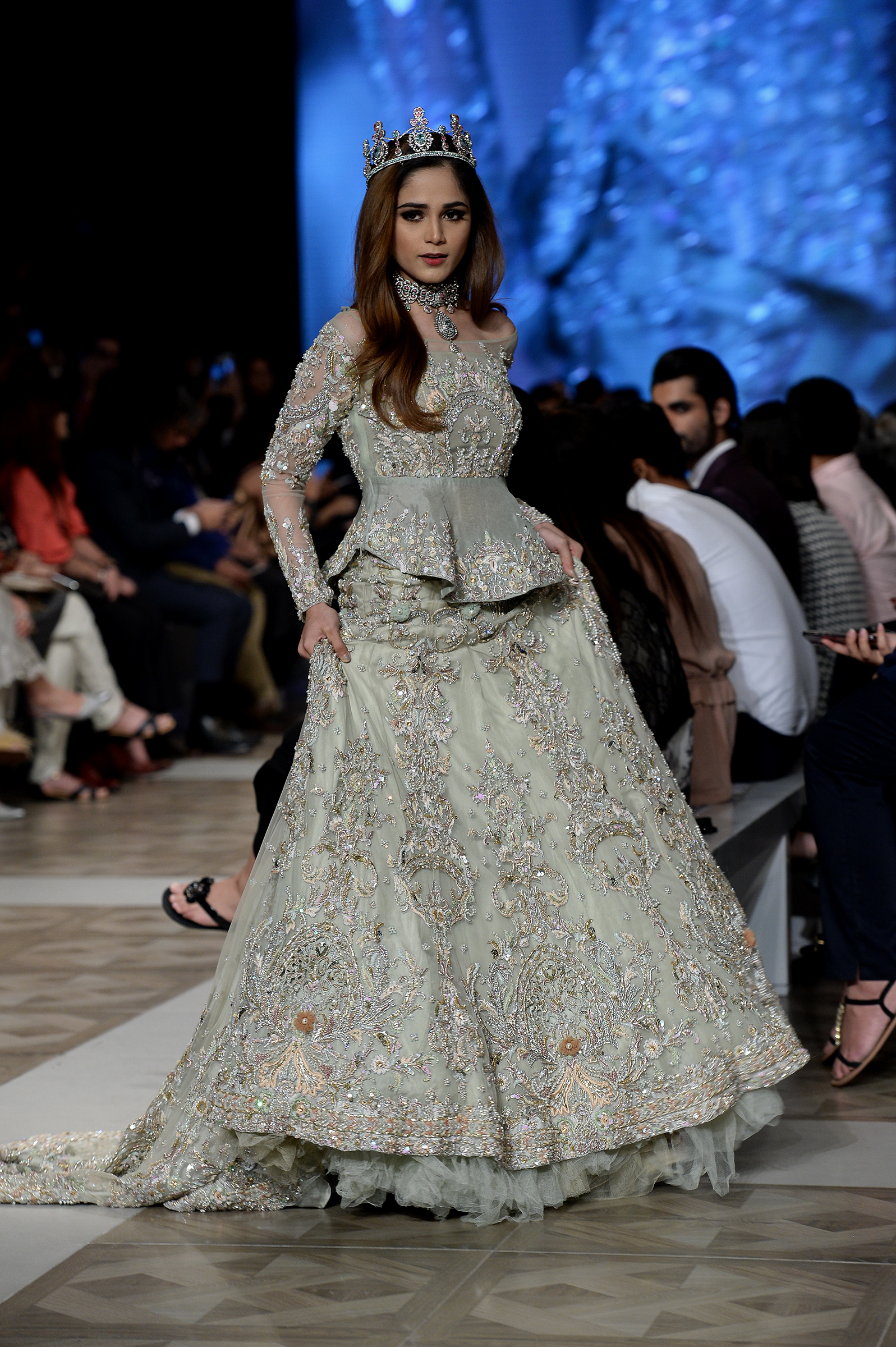 Ahmad Sultan - PFDC L'Oréal Paris Bridal Week 2017 - Photography by Faisal Farooqui and his team at DragonFly