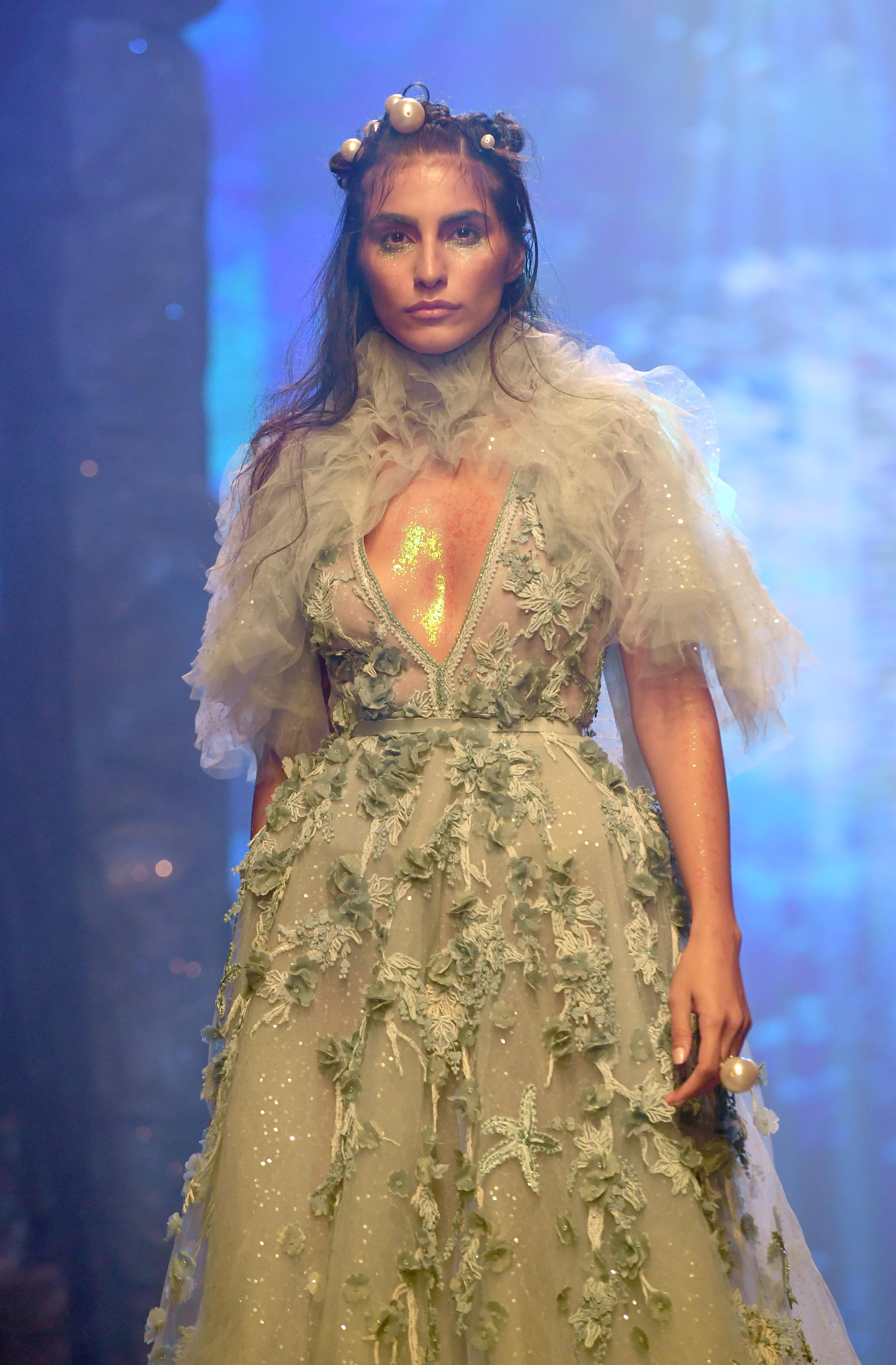 Amato - Fashion Forward Dubai Season 10, October 2017 - Photography by Getty Images