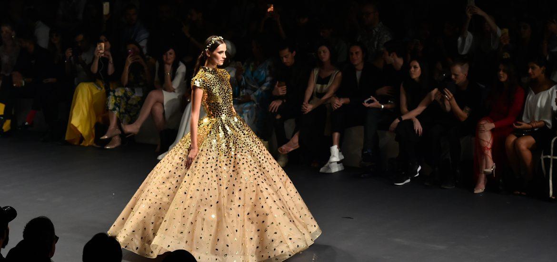 Atelier Zuhra - Fashion Forward Dubai Season 10, October 2017 - Photography by Cedric Ribeiro, Getty Images