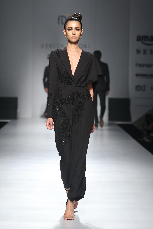 Ashish N Soni - Amazon India Fashion Week Spring Summer 2018 - FDCI
