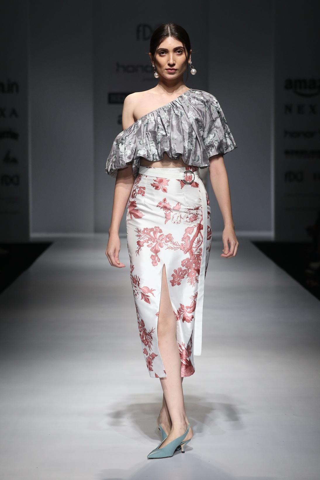 Hemant & Nandita - Amazon India Fashion Week Spring Summer 2018 - FDCI