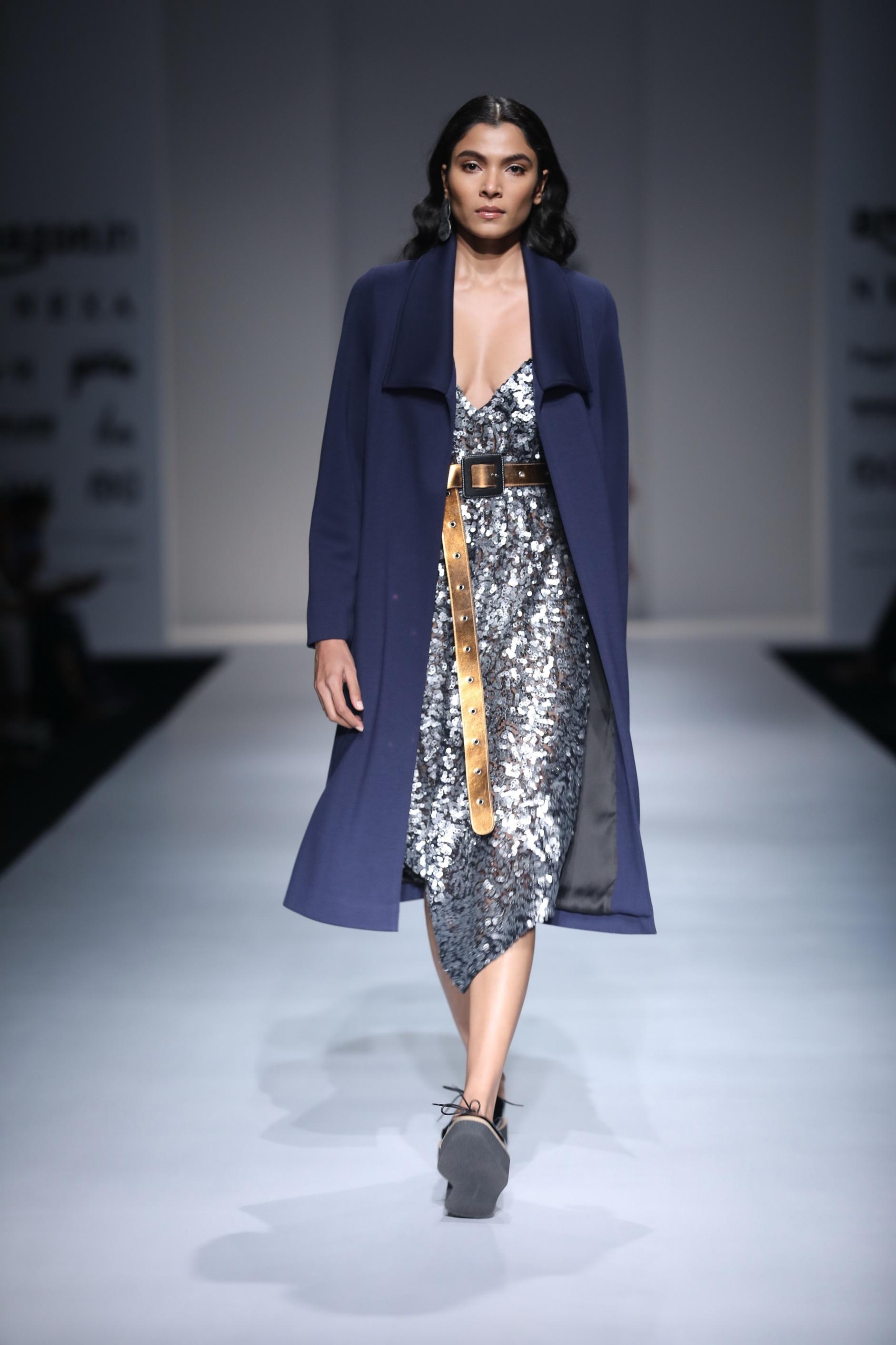 Dhruv Kapoor - Amazon India Fashion Week Spring Summer 2018 - FDCI