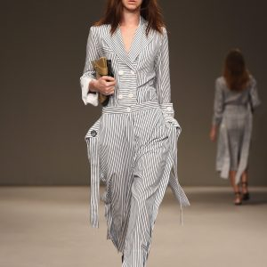 Eudon Choi - Fashion Forward Dubai Season 10, October 2017 - Photography by Stuart C. Wilson, Getty Images