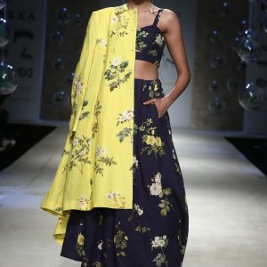 Here Comes The Sun by Payal Pratap - Amazon India Fashion Week Spring Summer 2018 - FDCI