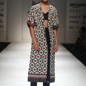 Ikai by Ragini Ahuja - Amazon India Fashion Week Spring Summer 2018 - FDCI