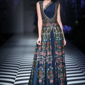 J J Valaya - Amazon India Fashion Week Spring Summer 2018 - FDCI