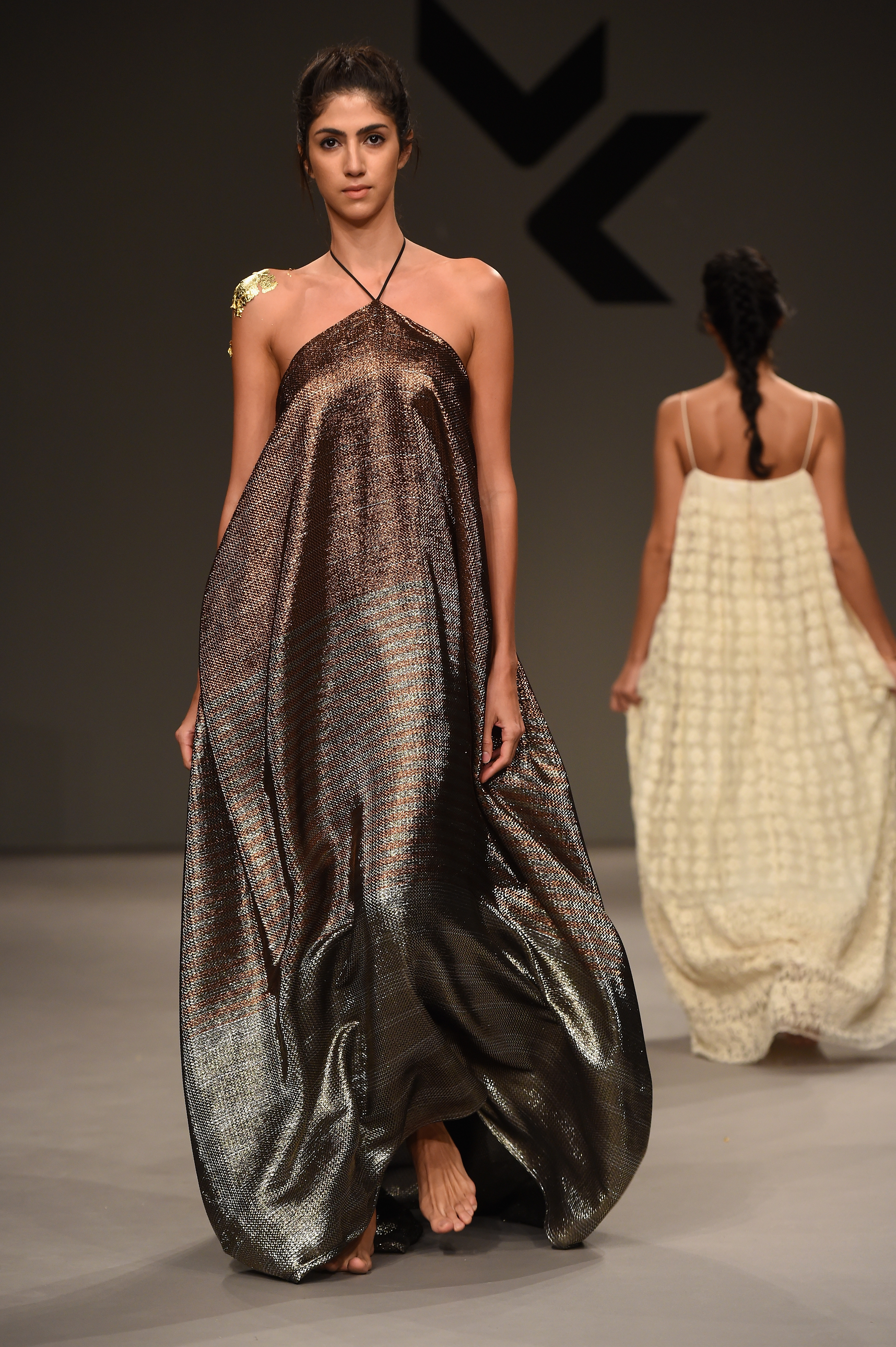 Lara Khoury - Fashion Forward Dubai Season 10, October 2017 - Photography by Stuart C. Wilson, Getty Images