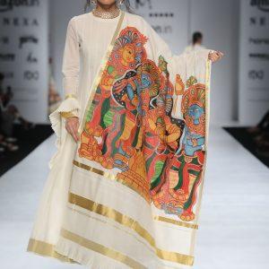 Madhu Jain Presents - Amazon India Fashion Week Spring Summer 2018 - FDCI