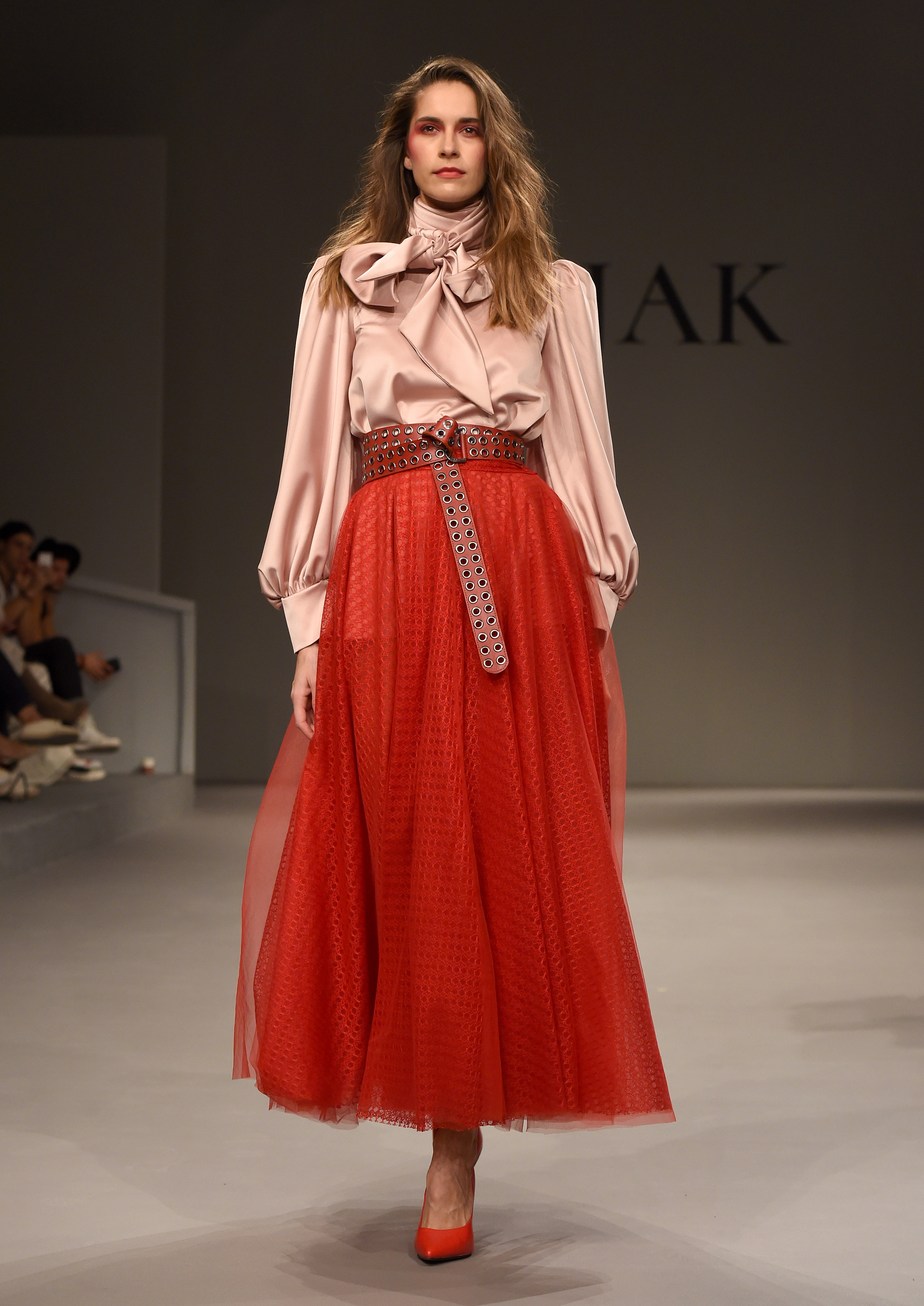 Mohanad Kojak - Fashion Forward Dubai Season 10, October 2017 - Photography by Getty Images