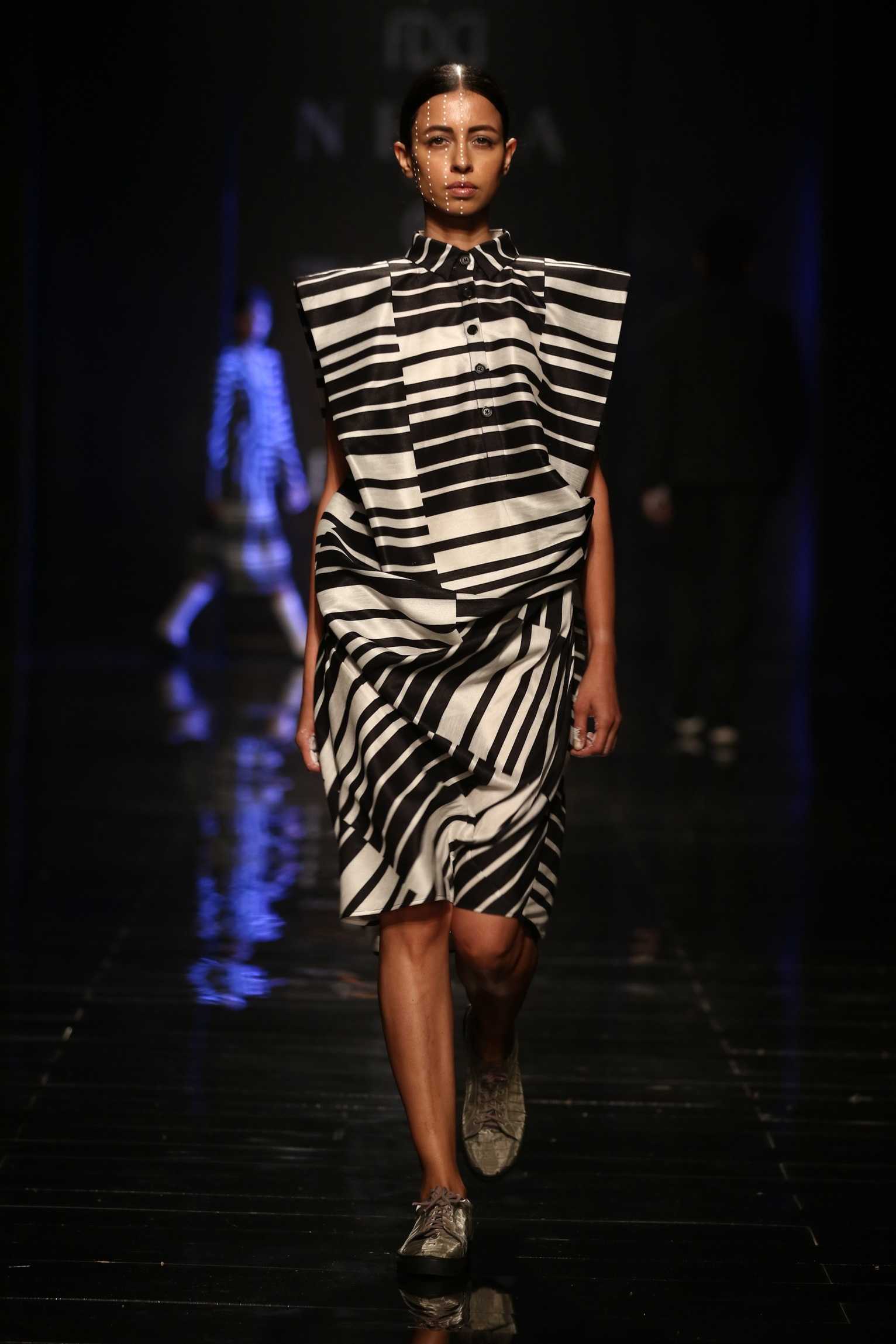 Nexa Presents Rajesh Pratap Singh - Amazon India Fashion Week Spring Summer 2018 - FDCI