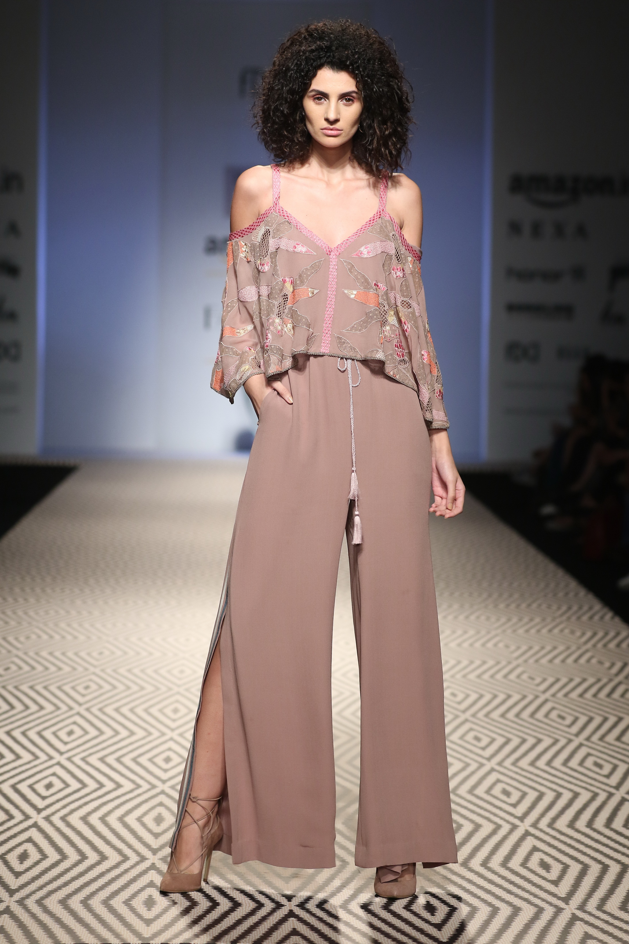 Patine Presents - Amazon India Fashion Week Spring Summer 2018 - FDCI