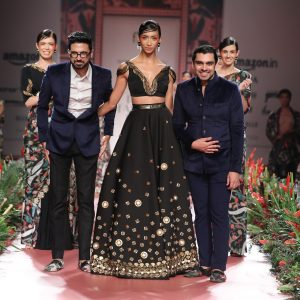 SHIVAN & NARRESH - Amazon India Fashion Week Spring Summer 2018 - FDCI
