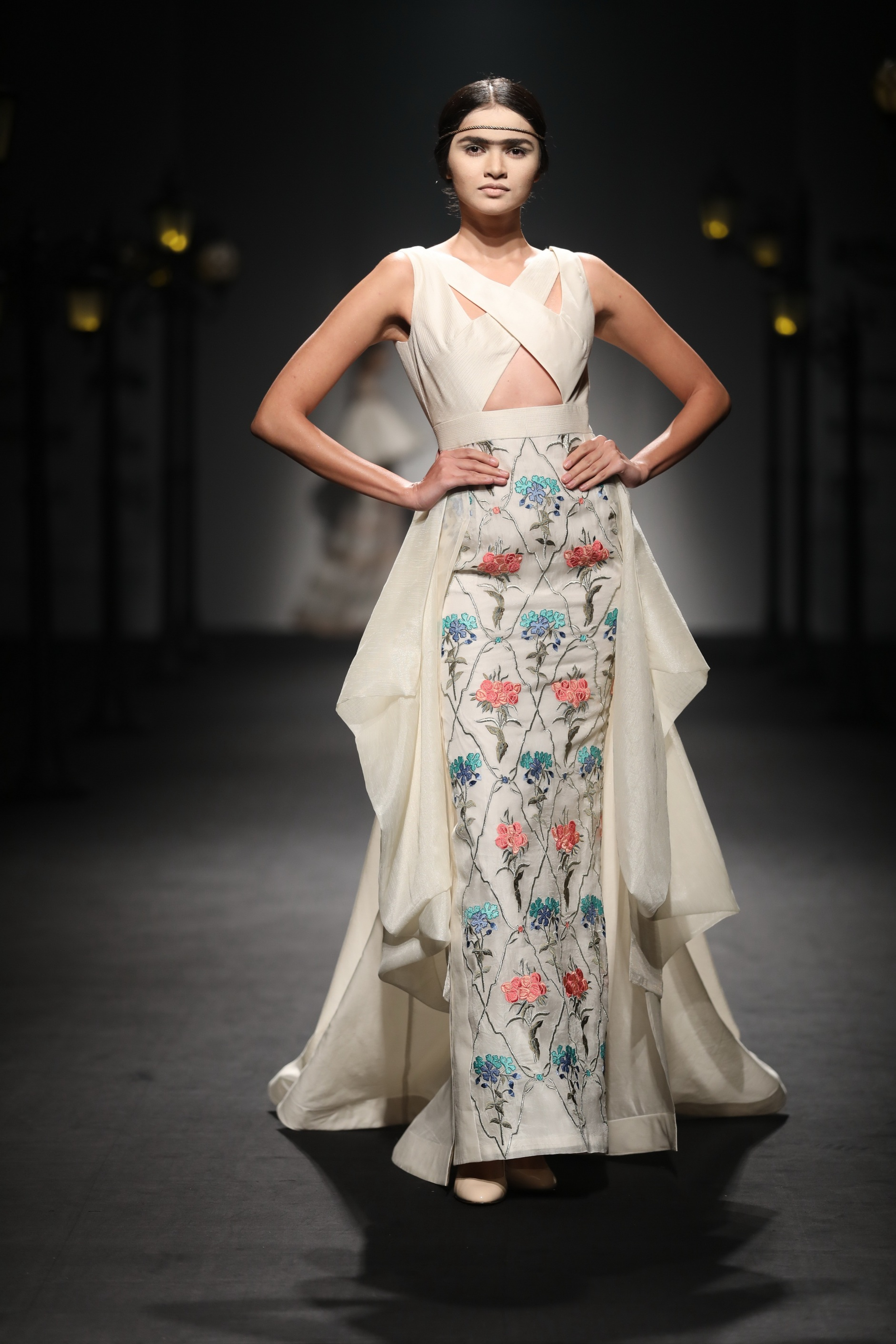 Samant Chauhan - Amazon India Fashion Week Spring Summer 2018 - FDCI