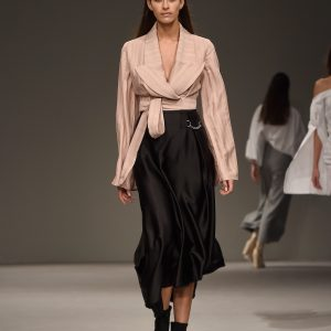 Sid Neigum International - Fashion Forward Dubai Season 10, October 2017 - Photography by Stuart C. Wilson, Getty Images
