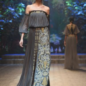 Zareena - Fashion Forward Dubai Season 10, October 2017 - Photography by Stuart C. Wilson, Getty Images
