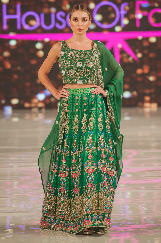 House of Fashion - Pakistan Fashion Week London - Photography by Shahid Malik