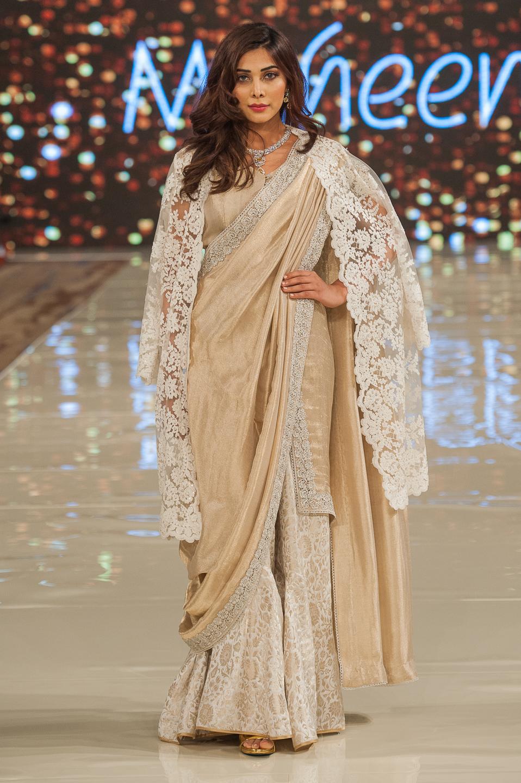 Maheen Khan - Pakistan Fashion Week London - Photography by Shahid Malik