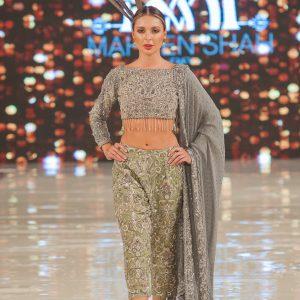 Maheen Shah - Pakistan Fashion Week London - Photography by Shahid Malik