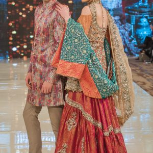 Rana Noman - Pakistan Fashion Week London - Photography by Shahid Malik
