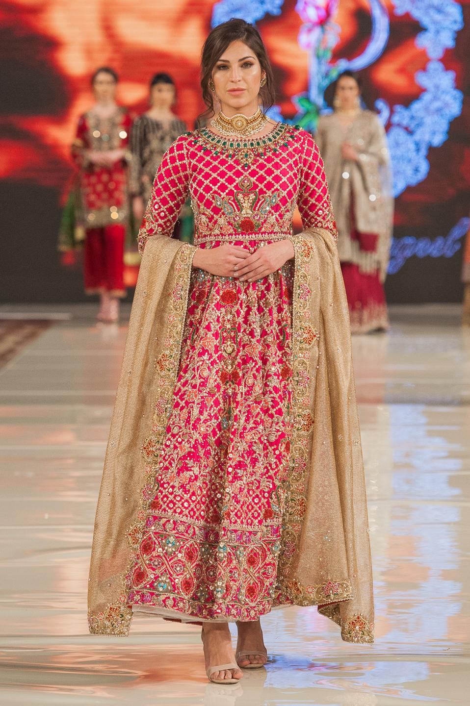 Rija Shargeel - Pakistan Fashion Week London - Photography by Shahid Malik