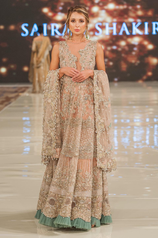 Saira Shakira - Pakistan Fashion Week London - Photography by Shahid Malik
