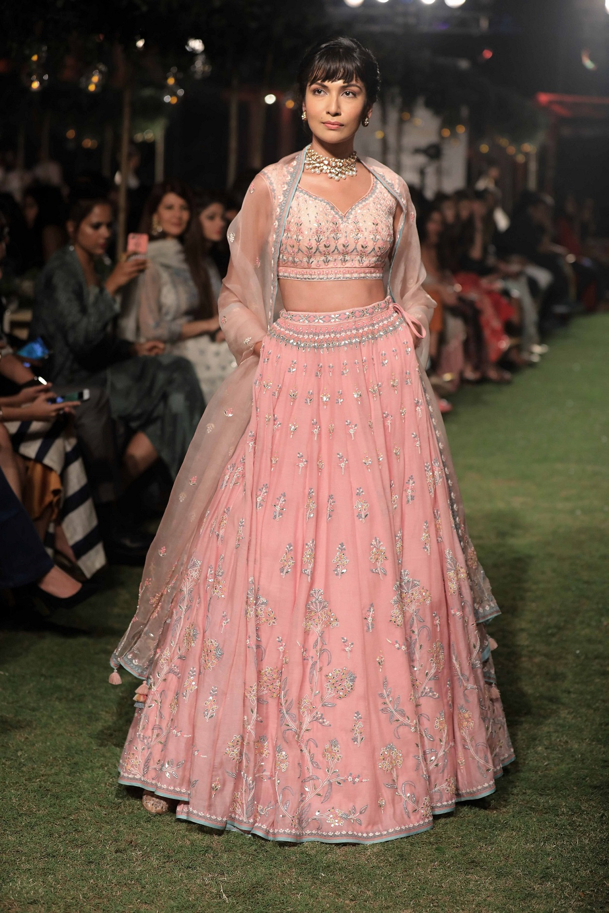 99e0bfa939 Anita Dongre's collection Songs of Summer at Lakme Fashion Week Summer  Resort 2018