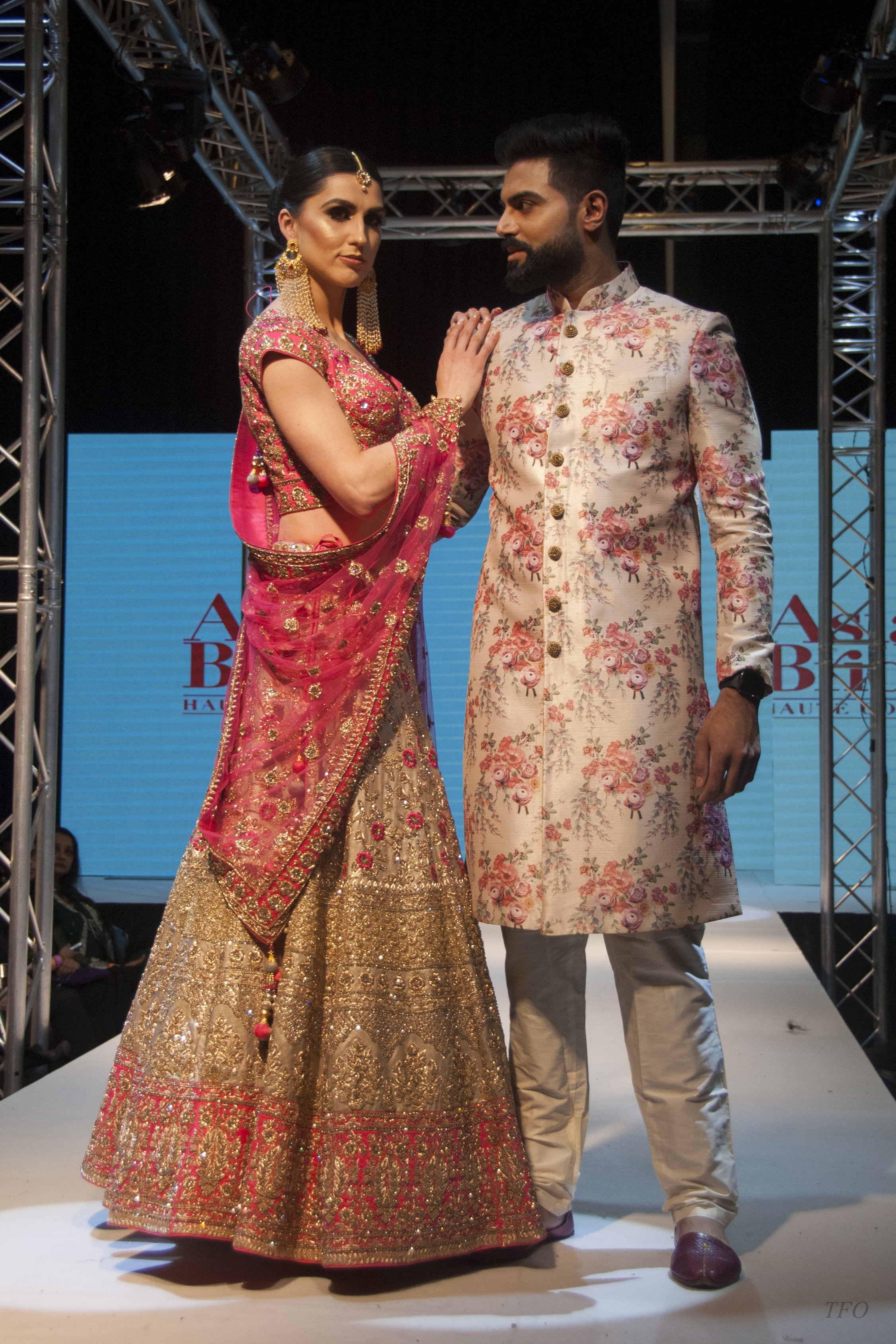 Asian Bridal - Dutch Indian Fashion Week - The Fashion Orientalist