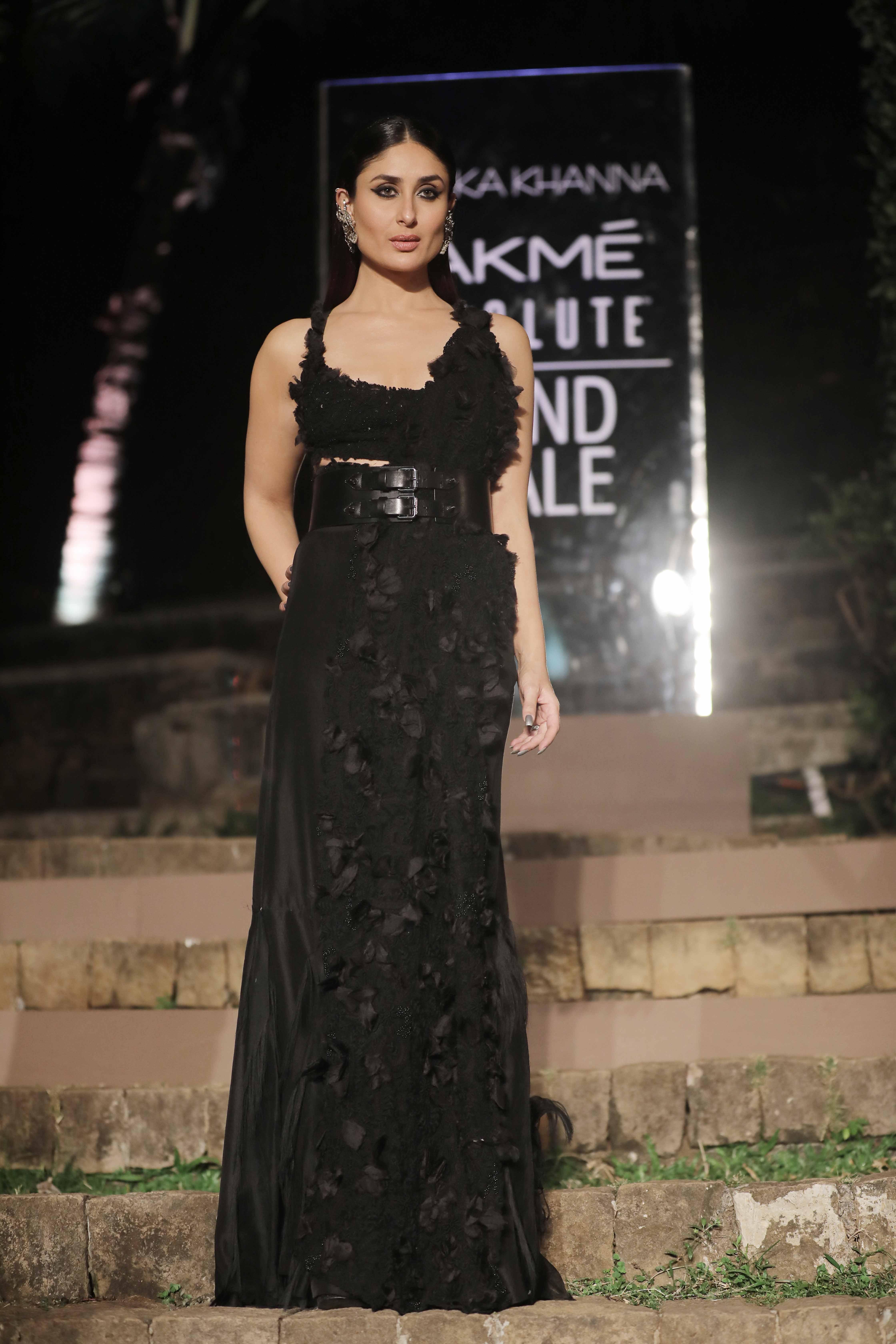 Lakme Absolute Brand Ambassador Kareena Kapoor Khan for Anamika Khanna