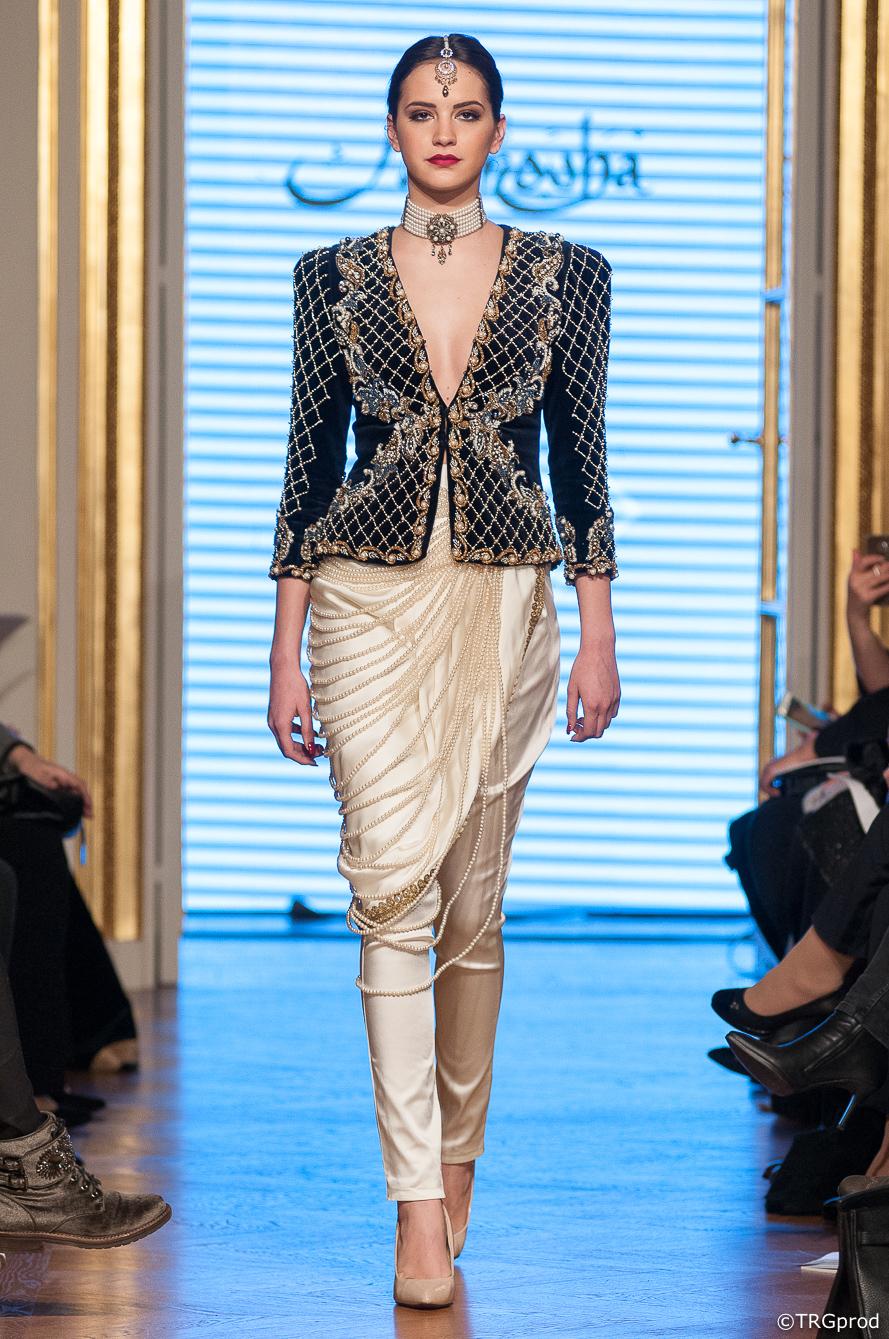 Menouba by Rym Menaifi (Algeria) - Oriental Fashion Show Paris 2018 - David Tergemina - TRG prod