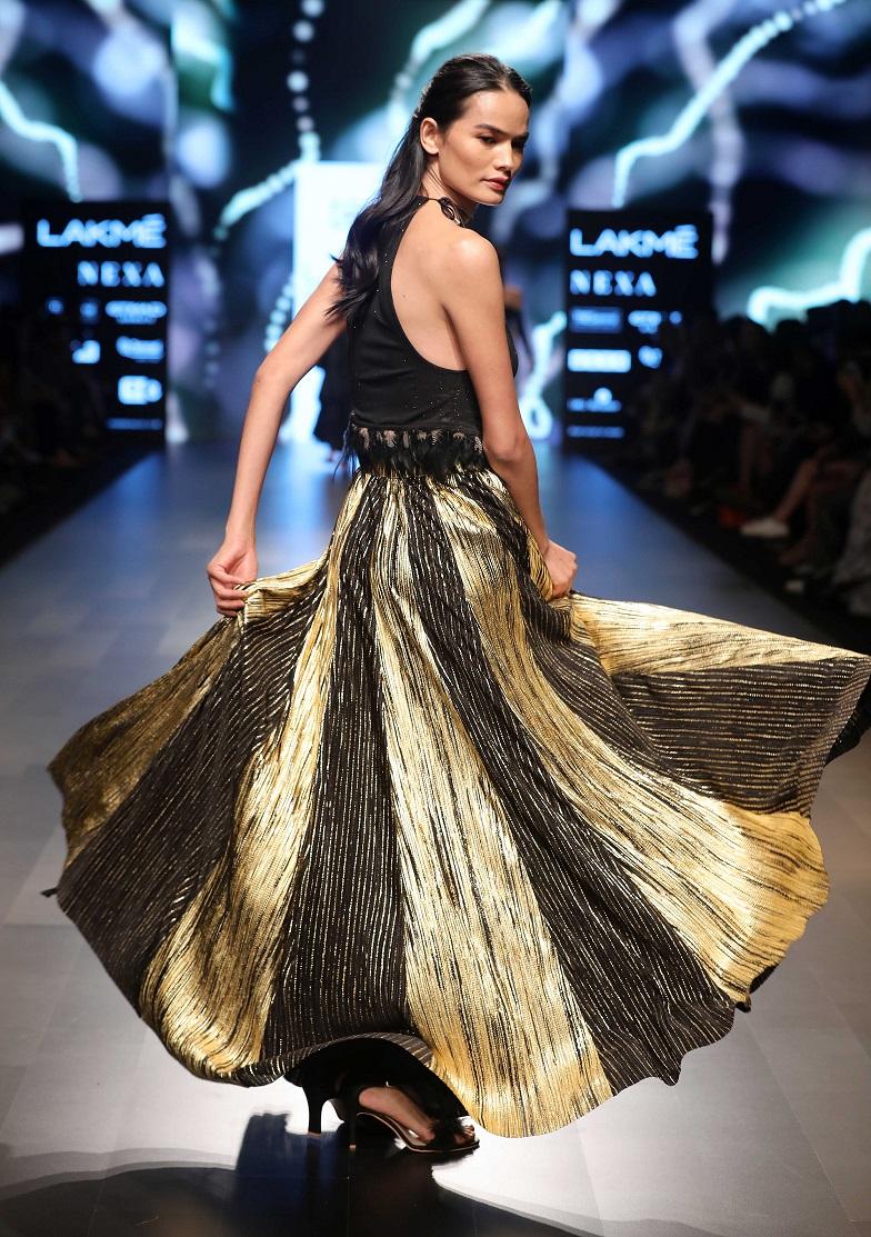Shweta Kapur's 431-88 collection at Lakme Fashion Week Summer Resort 2018