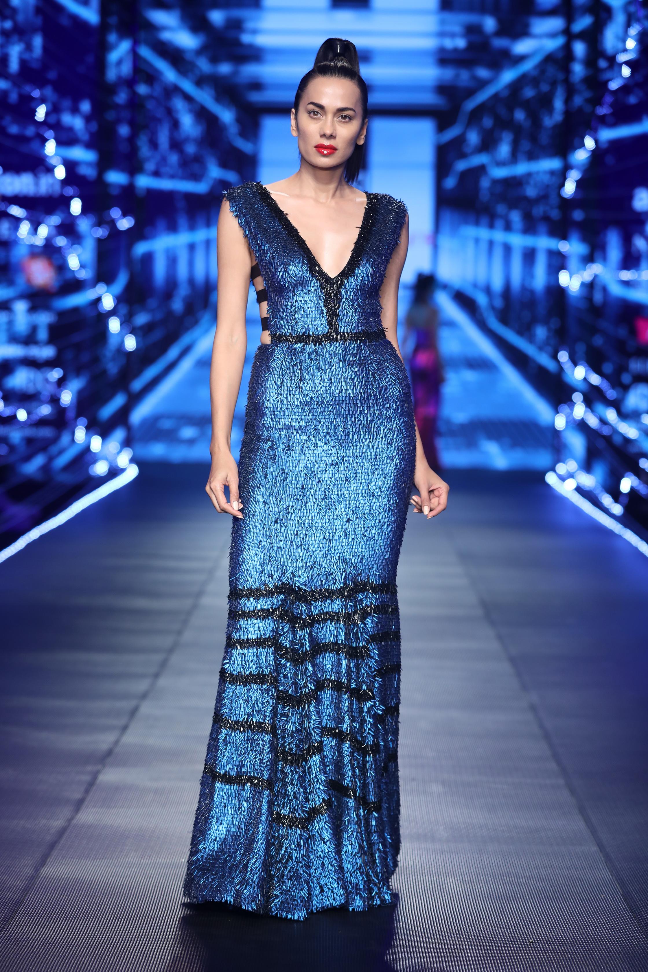 Namrata Joshipura at FDCI Amazon India Fashion Week Autumn Winter 2018