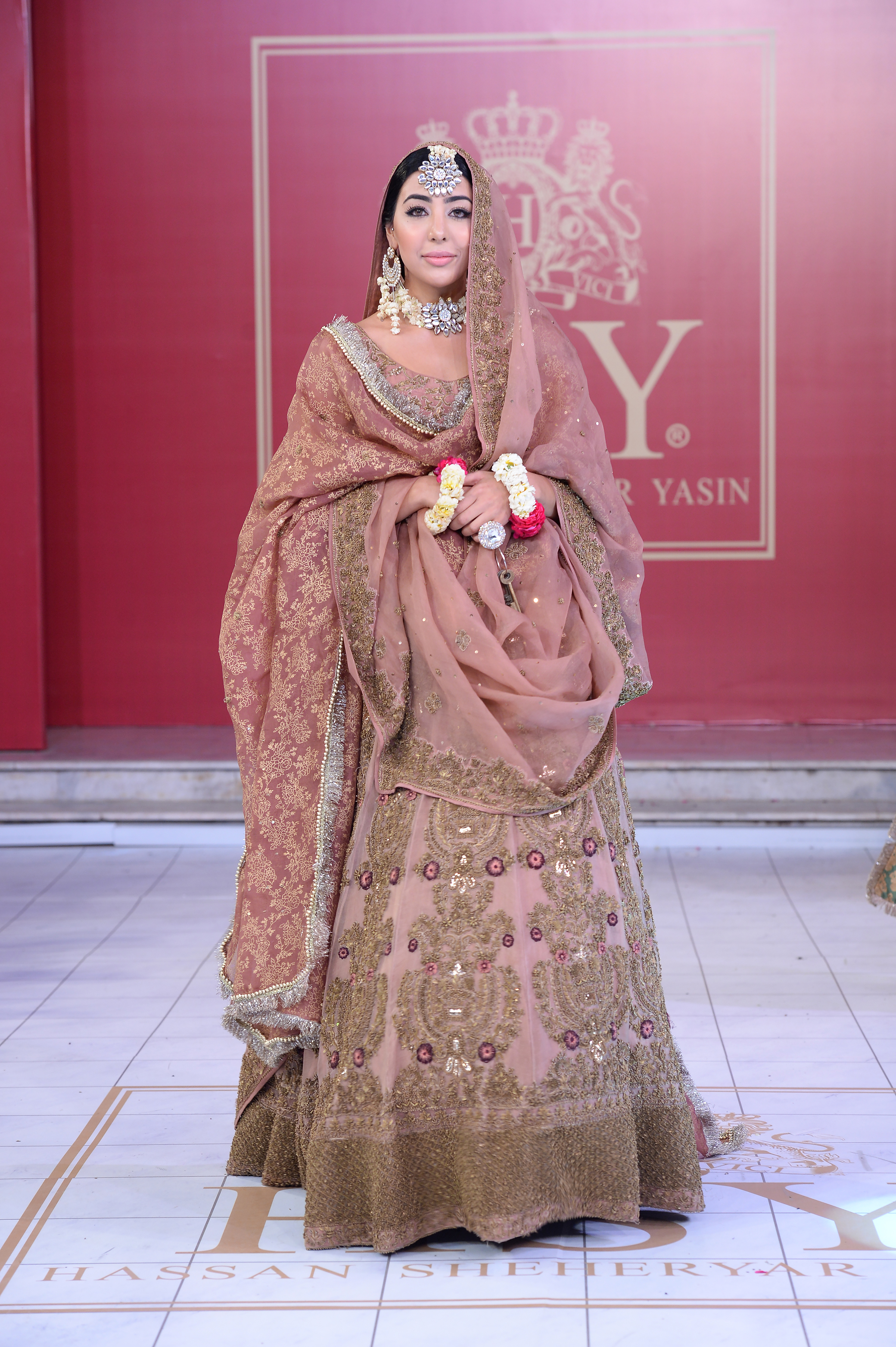 Mohabbat Nama by HSY Couture