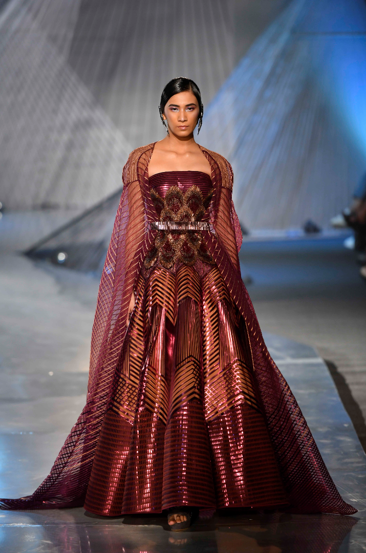 Amit Aggarwal at FDCI India Couture Week 2018