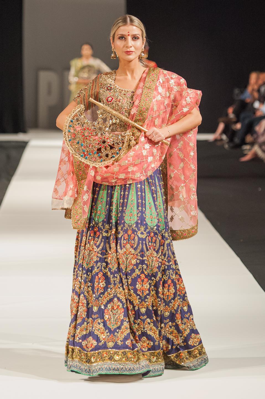 Diva by Sana Rashid - Pakistan Fashion Week London - Photography by Shahid Malik