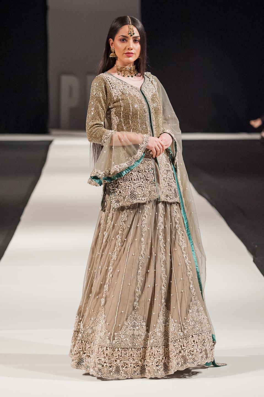 Faika Karim - Pakistan Fashion Week London - Photography by Shahid Malik