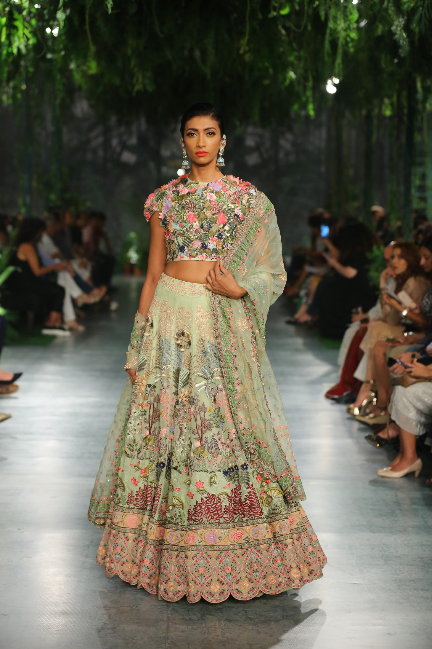 Rahul Mishra Couture at FDCI India Couture Week 2018