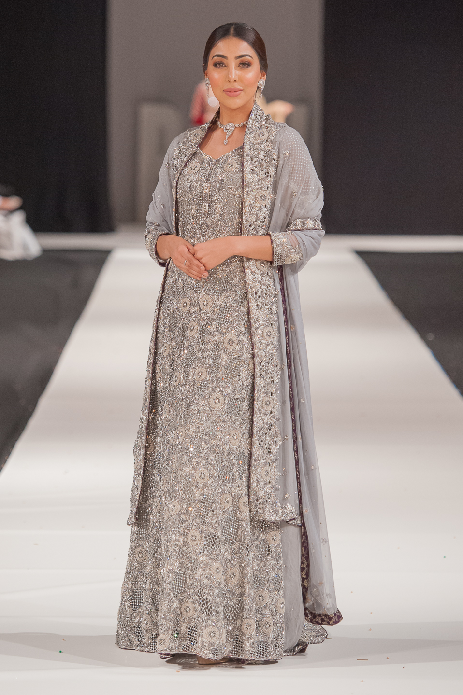 Ramsha Bilal - Pakistan Fashion Week London - Photography by Shahid Malik