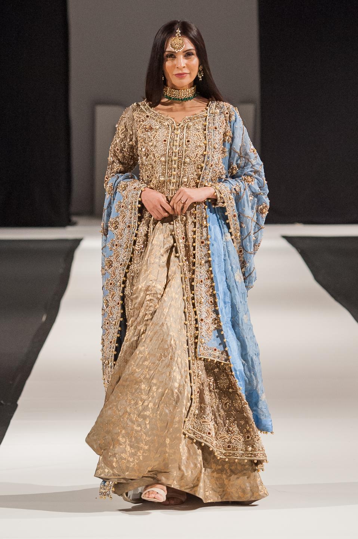 Sadaf Amir - Pakistan Fashion Week London - Photography by Shahid Malik