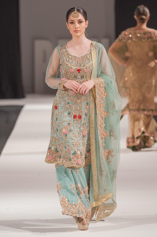 Sam Dada - Pakistan Fashion Week London - Photography by Shahid Malik