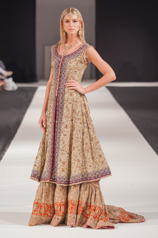 Shakeel's by Danish - Pakistan Fashion Week London - Photography by Shahid Malik