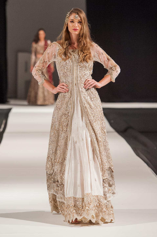 Shazia Kiyani - Pakistan Fashion Week London - Photography by Shahid Malik