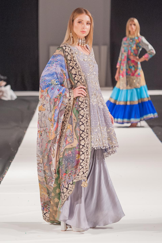 Sonia Mahajan - Pakistan Fashion Week London - Photography by Shahid Malik